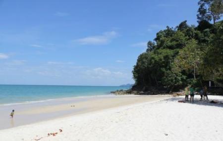 Pasir Tengkorak Beach Image