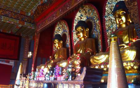 Baoling Temple Image