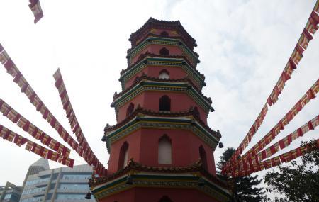 Renshou Temple Image