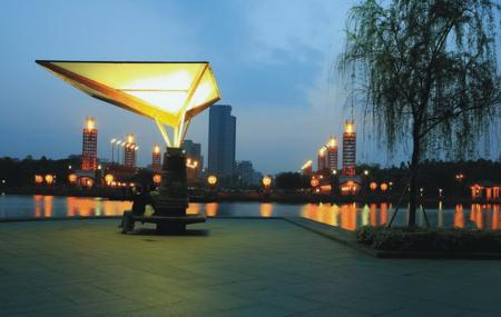 Qiandeng Lake Image