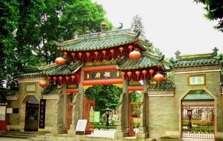 Zumiao Temple Image