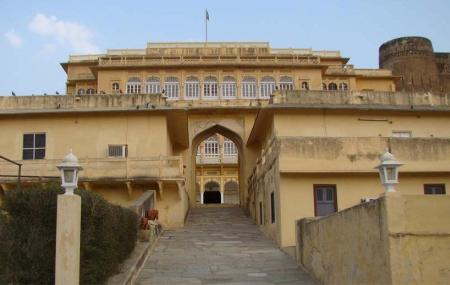 Akbar's Palace And Museum Image
