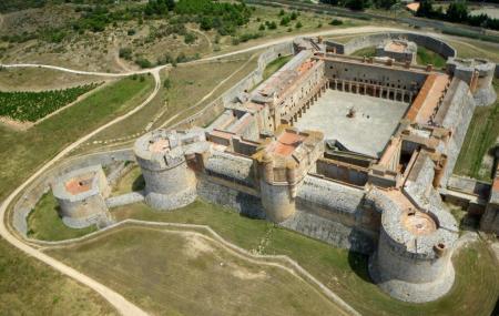 Chateau De Salses Image
