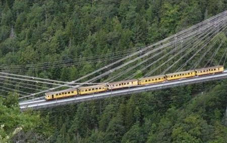 Le Petit Train Jaune Image