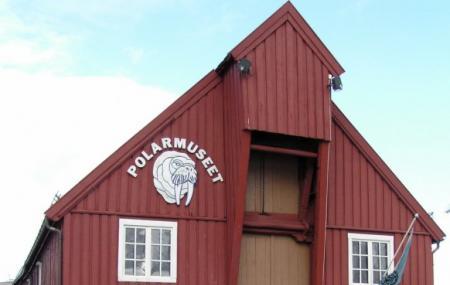 The Polar Museum Or Polarmuseet Image