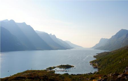 Tromso Fjords Image