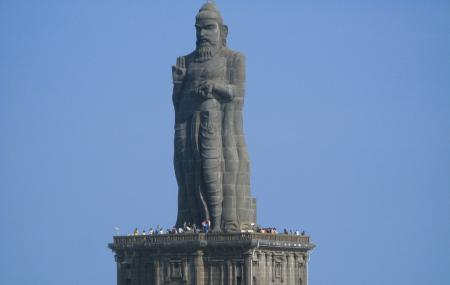 Thiruvalluvar Statue Image