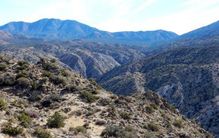 Santa Rosa Mountains And San Jacinto National Monument Image