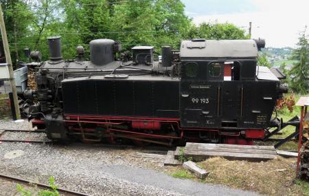 Blonay-chamby Railroad Image