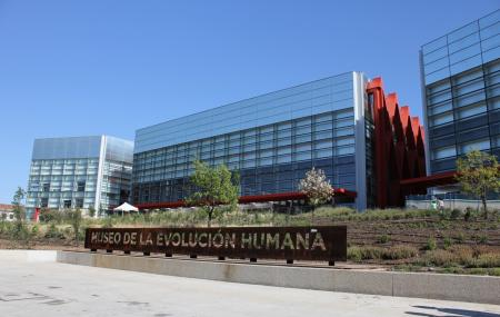 Museum Of Human Evolution Or Museo De La Evolucion Humana, Burgos