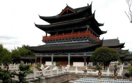 Mufu Palace, Lijiang