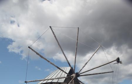 Bodrum Windmills Image