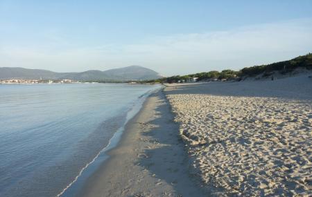 Maria Pia Beach Image
