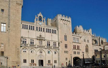 Archbishop's Palace Or Palais Des Archeveques Image