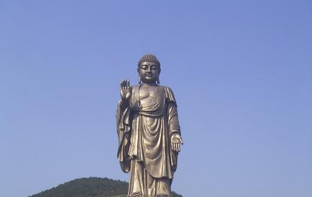 Lingshan Grand Buddha, Wuxi