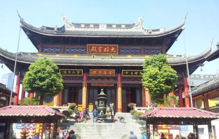 Nanchan Temple Of Wuxi, Wuxi