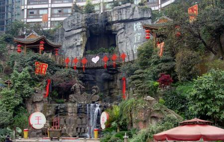 Hongya Cave Image