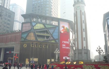 Jiefangbei Square Image