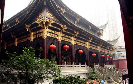 Luohan Temple Image