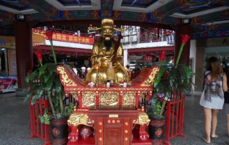 Ningbo Chenghuang  Temple, Ningbo