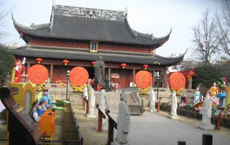 Confucian Temple Area Image
