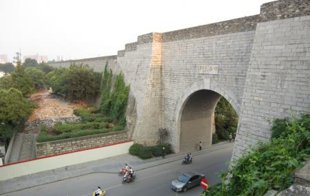 Nanjing City Wall Image