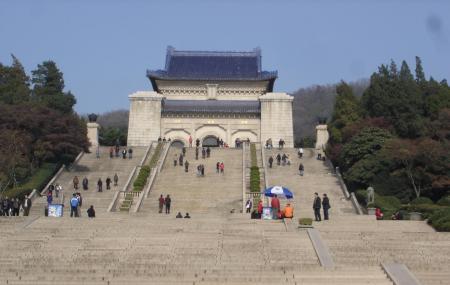 Sun Yatsen Mausoleum Image