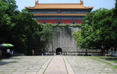 Ming Xiaoling Mausoleum Image
