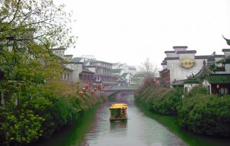 Qinhuai River Image
