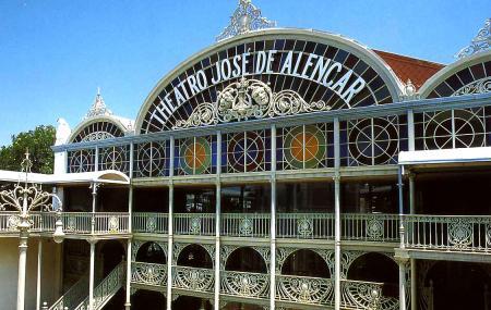 Jose De Alencar Theatre Image