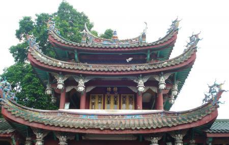 Nanputuo Temple Image