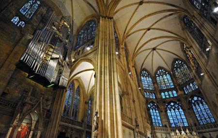 Regensburg Cathedral Image