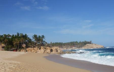 Chileno Beach Image
