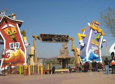 Dalian Discovery Kingdom, Dalian