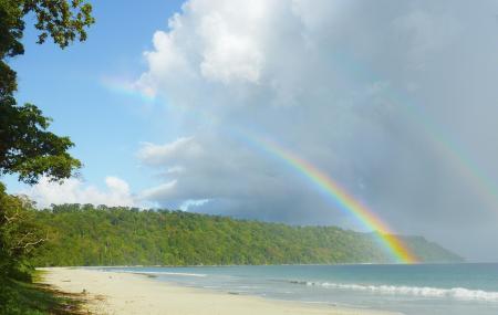 Radhanagar Beach Image