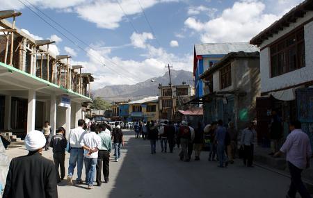 Kargil Market Image