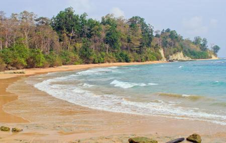 Sitapur Beach Image