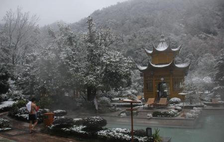 Huangshan Hot Spring Image