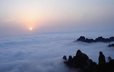 North Sea Scenic Zone, Huangshan