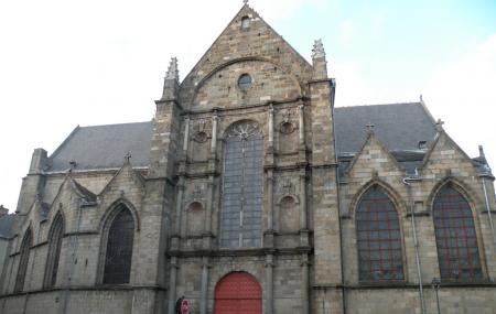 Eglise Saint-germain De Rennes Image