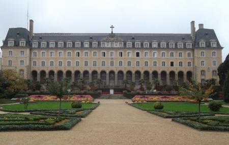 Jardin Du Palais Saint-georges Image