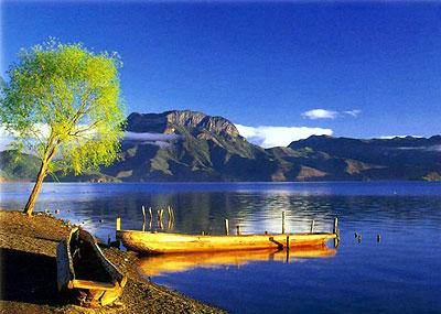 Lugu Lake Image