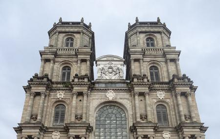 Cathedrale Saint-pierre De Rennes Image