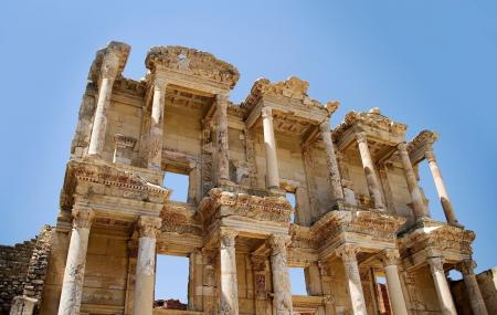 Ancient City Of Ephesus Image