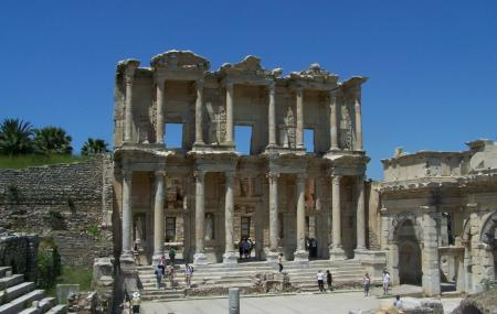 Library Of Celsus Image