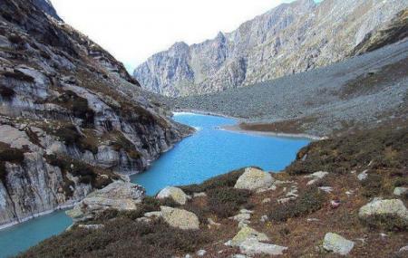 Sheshnag Lake Image
