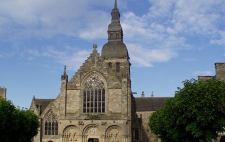 Basilique St-sauveur Image