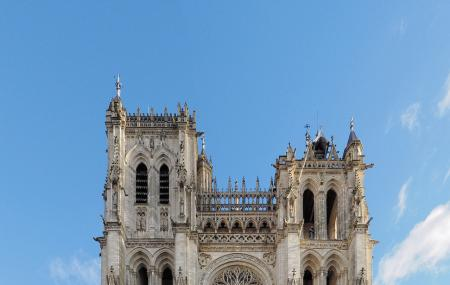 Cathedrale Notre-dame D'amiens Image