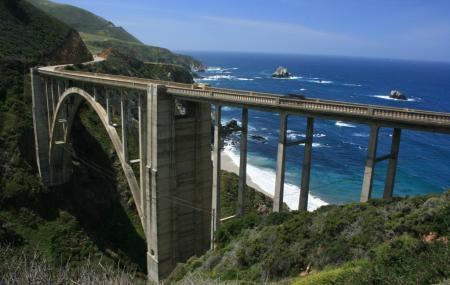 Bixby Creek Bridge Image