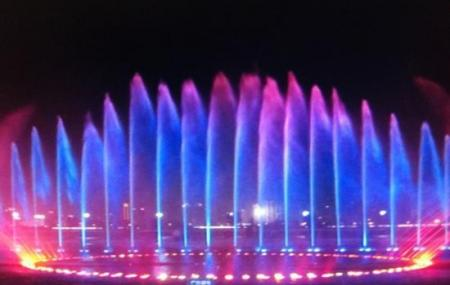 Autumn Water Square Image